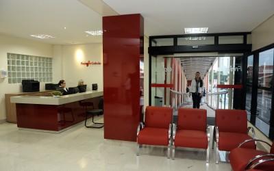 Recepção Hospital Frei Galvão